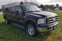 2006 FORD F-250 SD Lariat 4WD Cleves