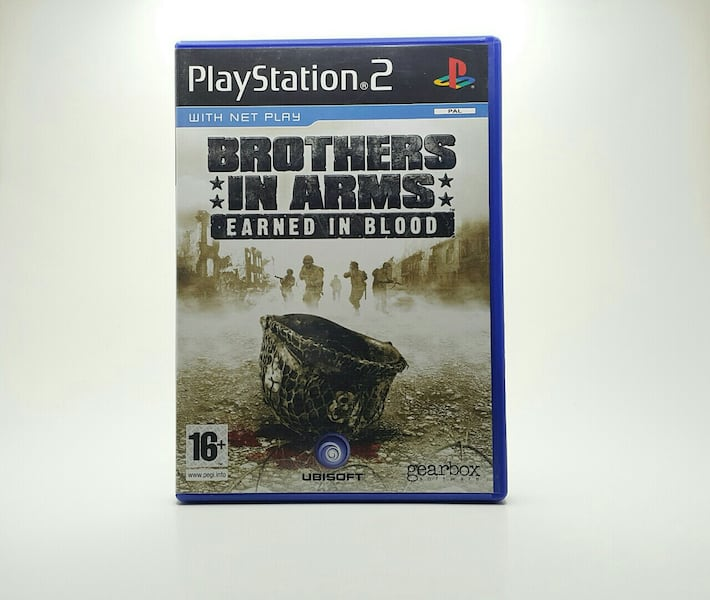 Brothers In Arms: Earned In Blood PS2 afa2df97-cfbf-4547-af51-3666f53b5eef