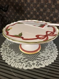 Waverly cake stand and server  Wappingers Falls, 12590