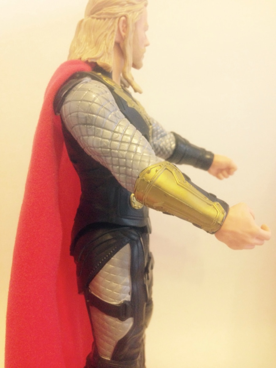 used 11 5 inch thor figure no hammer in albany