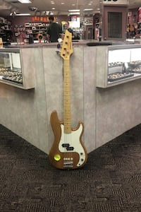 Johnson Bass Guitar 201085-1