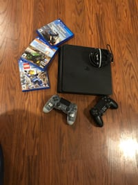 PS4 Gaming System and Accessories