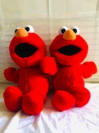 "VTG 16"" Tickle Me Elmo 1996 Talking Doll By Tyco and Jim Henson Productions GUC Cockeysville, 21030"