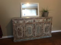 Rustic Wood Buffet Brantford, N3R 3R7