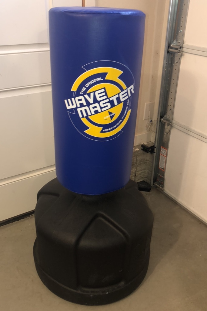 Photo Punch/kick Bag