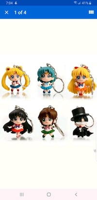 sailor moon collectibles anime fan favorite London, N5W 1X9