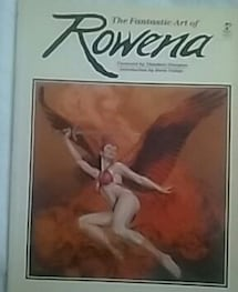 the fantastic art of rowena cover
