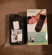 Homedics Massaging Body Roll with Heat