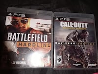 two Sony PS3 game cases Lansing, 60438