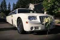 Wedding limo package Mississauga