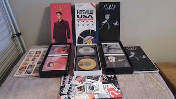 Box Set CD's