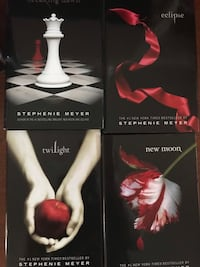 Twilight Series Books Portland, 97229