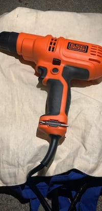 black and decker corded power drill