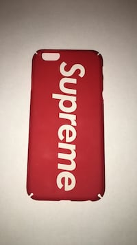 Supreme Case (iPhone 6) Dollard-des-Ormeaux, H9A 2L4