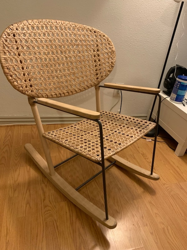 Swell Gronadal Rocking Chair Gmtry Best Dining Table And Chair Ideas Images Gmtryco