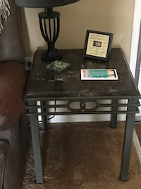 Solid marble coffee table with 2 matching end tables  Gaithersburg, 20878