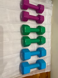 Yes 4 All Neoprene Coated Dumbbells