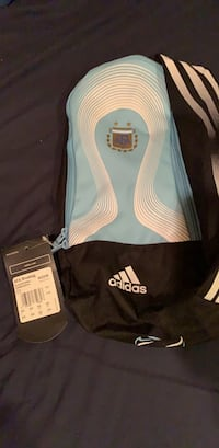Argentina cleats bag 26 km
