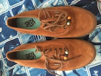 Brown vans shoes Menifee, 92584
