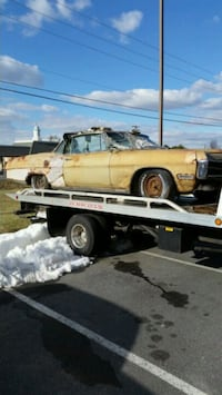 Pickup and buy junk scrap vehicles  Hagerstown, 21742