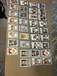 Upperdeck portraits Card Lot   Innisfil, L9S