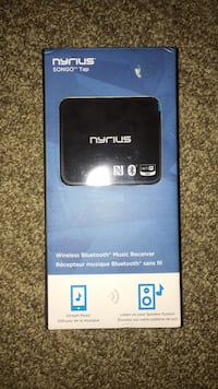 Wireless Bluetooth music receiver  Fonthill, L0S 1E2