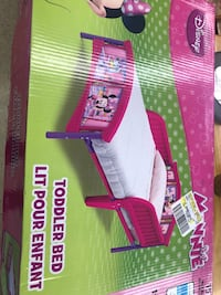 Two brand new toddler beds in box Minnie Mouse  Alexandria, 22306