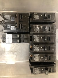 Siemens electrical circuit breakers Fargo, 58104