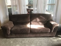 Brown sofa Parker, 75002