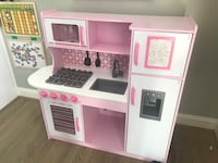 Melissa and Doug Play Kitchen Pink Alexandria, 22312
