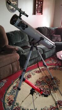 Bad A$$ Telescope! comes with 2 perfect for night viewing!  Lansing