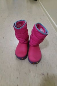 Girls winter boots size 13  Mississauga, L5G 1H9