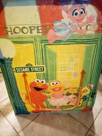 Sesame street pop up play tent  Springfield, 22150