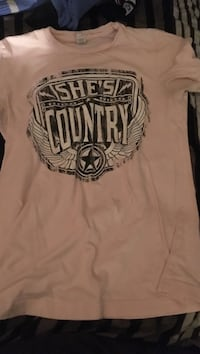 She's country ladies t-shirt Leduc, T9E 5R5