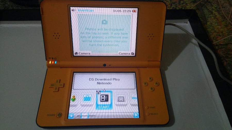 Nintendo Ds xL  0