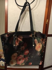 Purse Floral by Enzo New Retail $100 Stockton, 95204