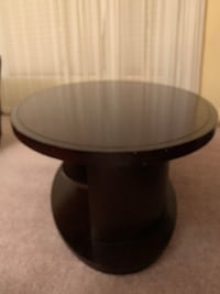 COFFEE TABLE - UNIQUE OVAL SHAPE!