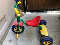 Planet Kiddio Tricycle-Made in Germany (heavy duty metal frame)