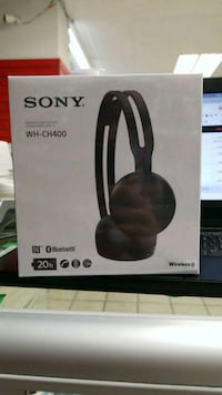 Brand new sealed sony wh-ch400 wirelss headset Toronto, M5A 2G7