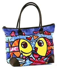 """Romero Britto """"Deeply In Love""""  Lighthouse Point, 33064"""
