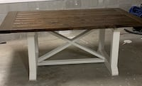 Custom Farmhouse Table and Benches  Hertford, 27944