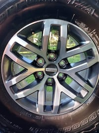 4 brand new rims & tires Ford Raptor LT315/70R17 (see description) Lake Charles