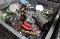 Assorted Cookware (2 crates Avail) - Lot Sale Hapeville
