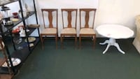 3 Vintage chairs  Hampstead, 28443