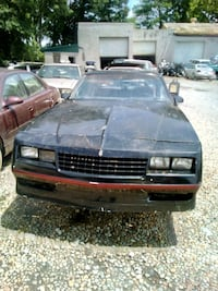 Parts only SS Monte Carlo