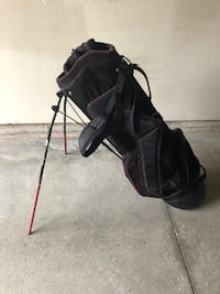 Golf bag - great condition Burlington