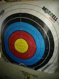 Target- bow and arrow