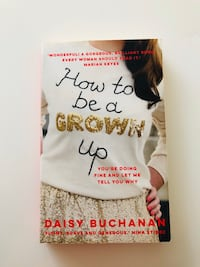 How to be a Grown Up book