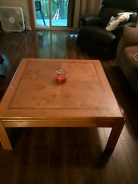 Soild brown coffee table  Waterloo, N2L 4X6