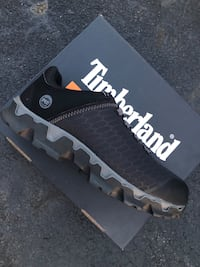Brand new Timberlands pro :power train sport safety toe (size 14)